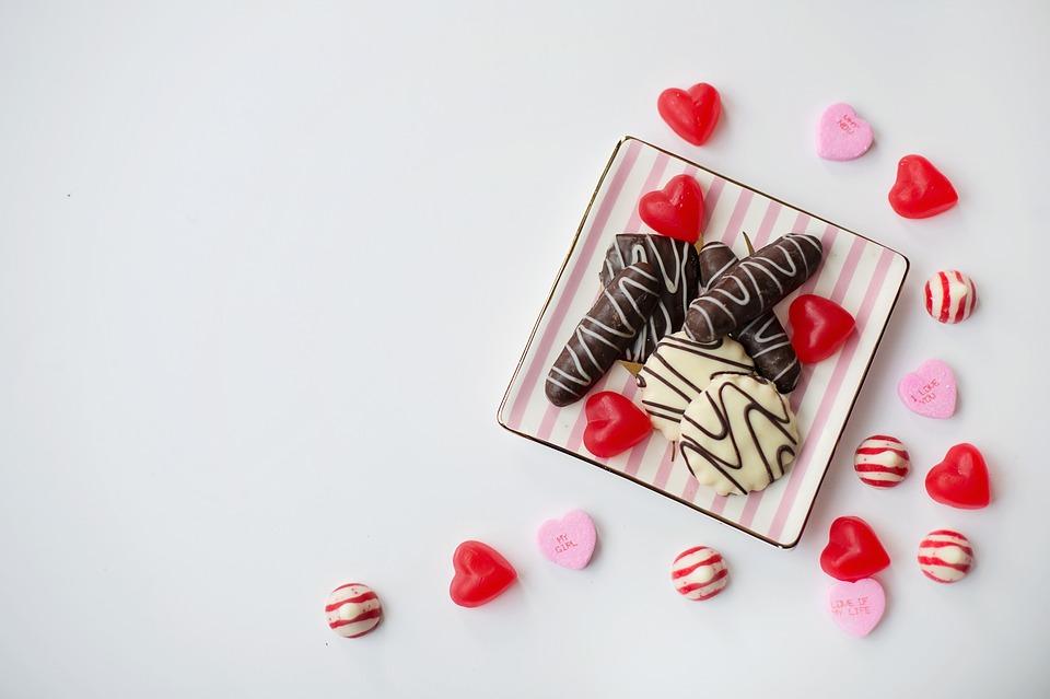 不是所有的情人都喜歡巧克力的