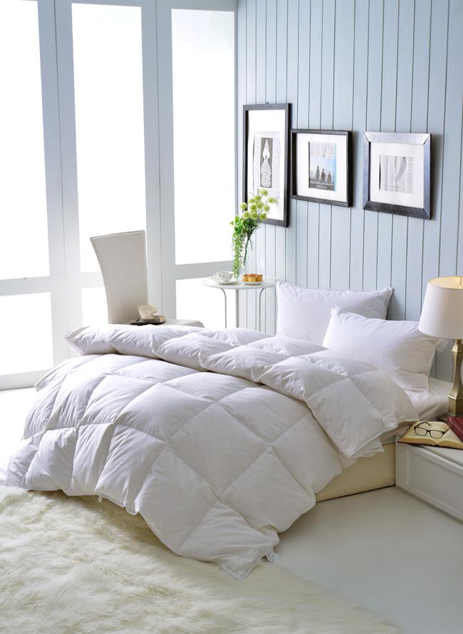 一床舒服的被子能讓人睡到自然醒