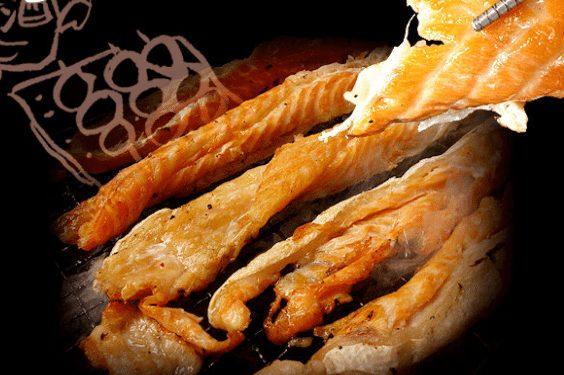 鮭魚營養價值高