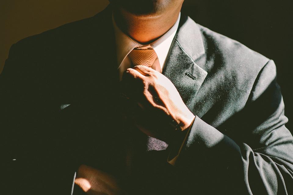 高級領帶適合送給高調的情人