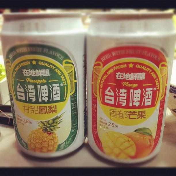台灣伴手禮台灣水果啤酒