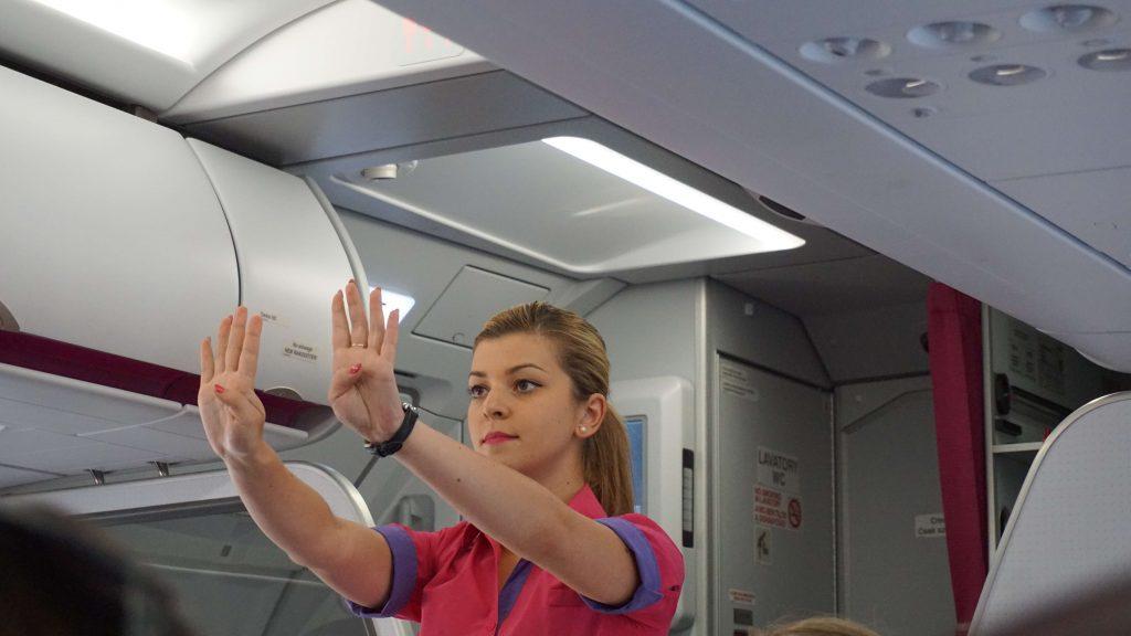 航空公司可以因為飛安理由禁止乘客登機