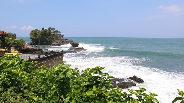 免簽海島關島峇里島bali-coast