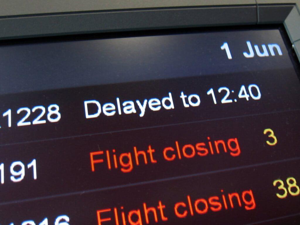 地雷勿踩!全球10間最常誤點的航空公司報你知,規劃出國多考慮啦QQ