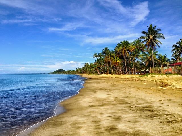 免簽海島斐濟