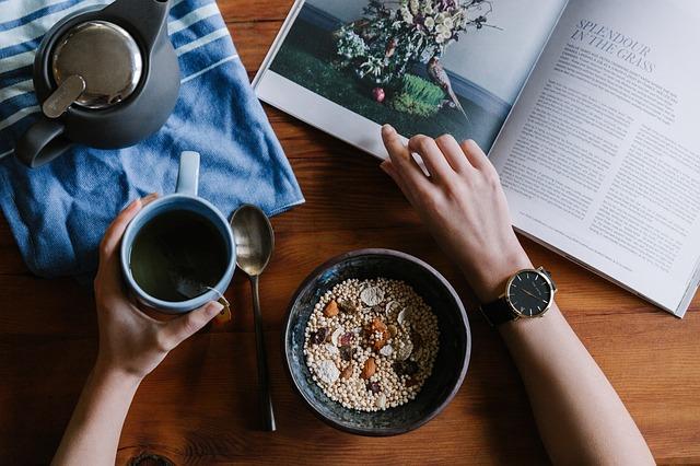 減肥養生好幫手:5種早餐麥片就在momo購物網