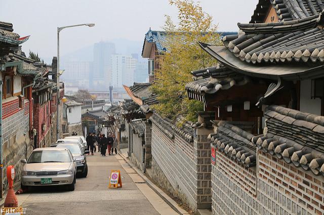 韓國免費景點北村