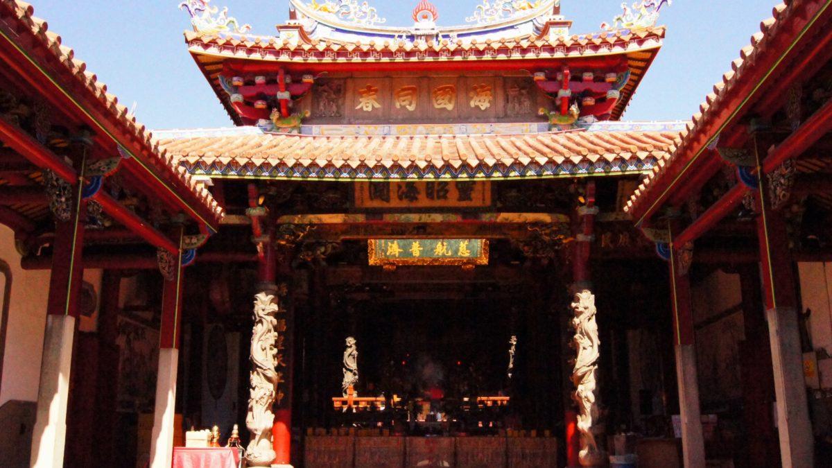 台南輕旅行:4大月老廟參拜&美食全攻略