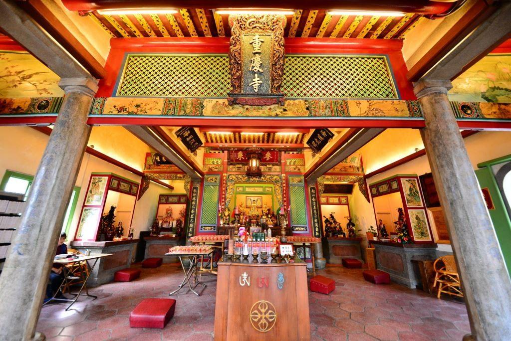 台南重慶寺