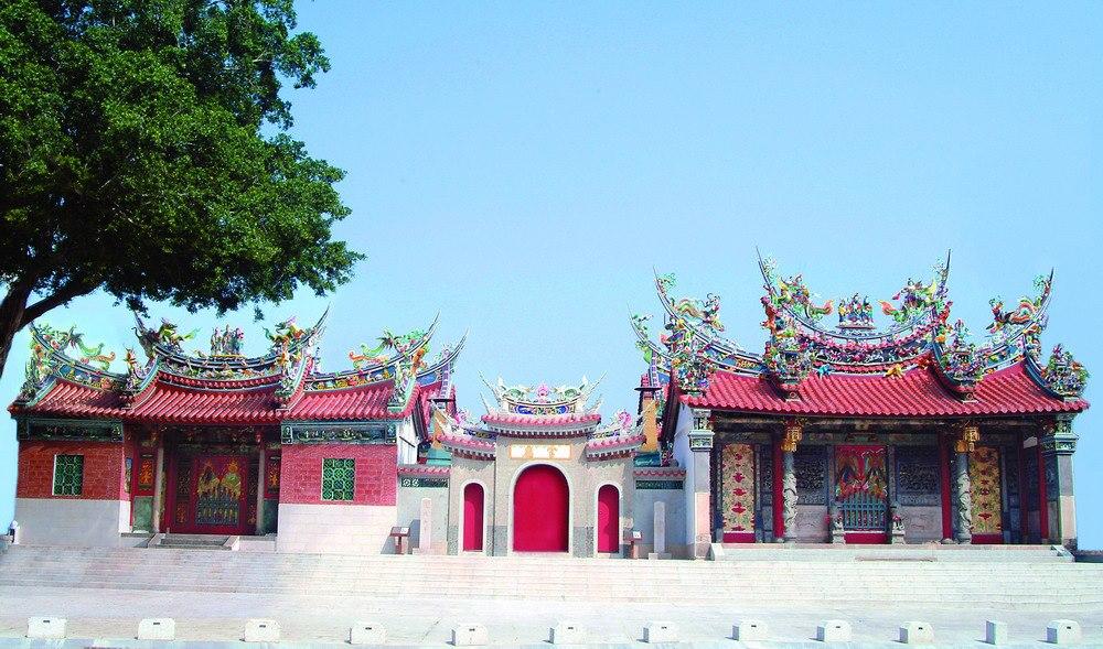 台南月老大觀音亭興濟宮