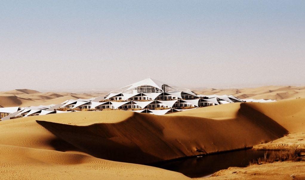 XIANGSHAWAN DESERT LOTUS HOTEL