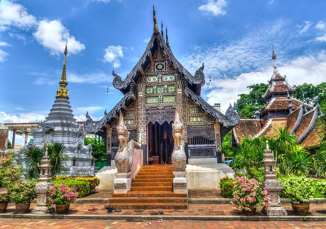 泰國旅行注意事項泰國寺廟