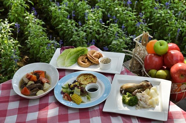野餐日來了!野餐食物&用品準備懶人包