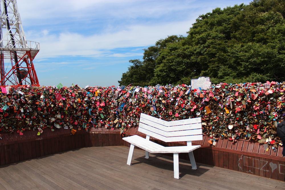 韓國免費景點首爾塔