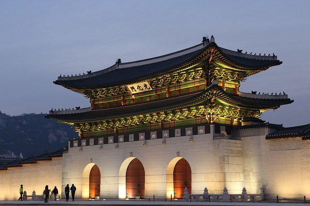 首爾免費景點光化門