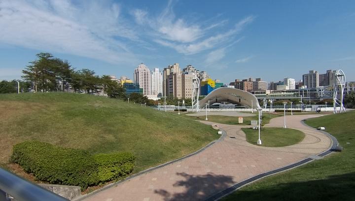 台灣野餐地點台中文心公園