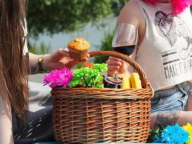 野餐準備懶人包野餐籃