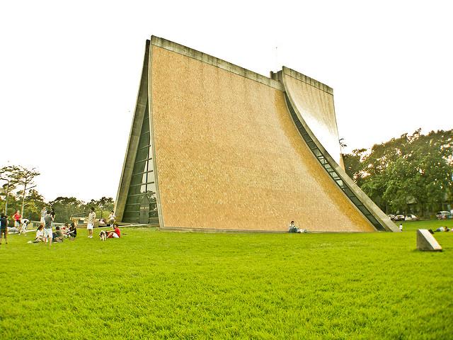 台灣野餐地點台中東海大學
