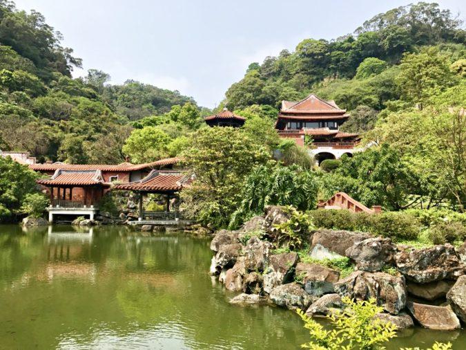 新竹輕旅行:帶媽媽去南園,共度午後時光!