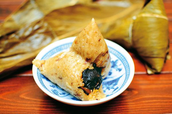 米工坊月桃粽