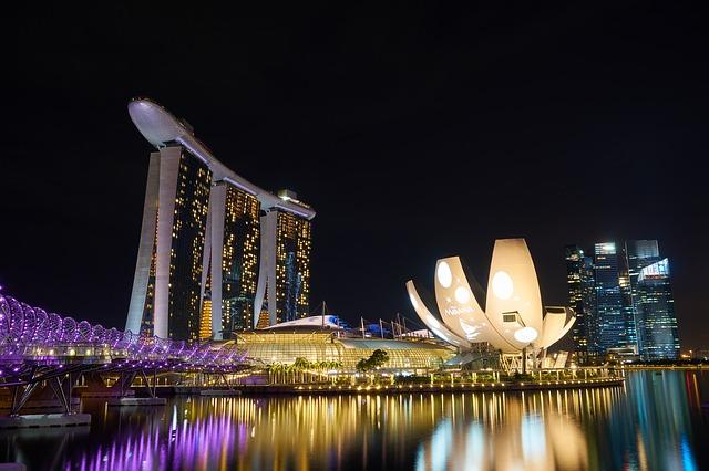 夜景、燈光秀通通0元!10個新加坡免費景點,自由行這樣玩最省