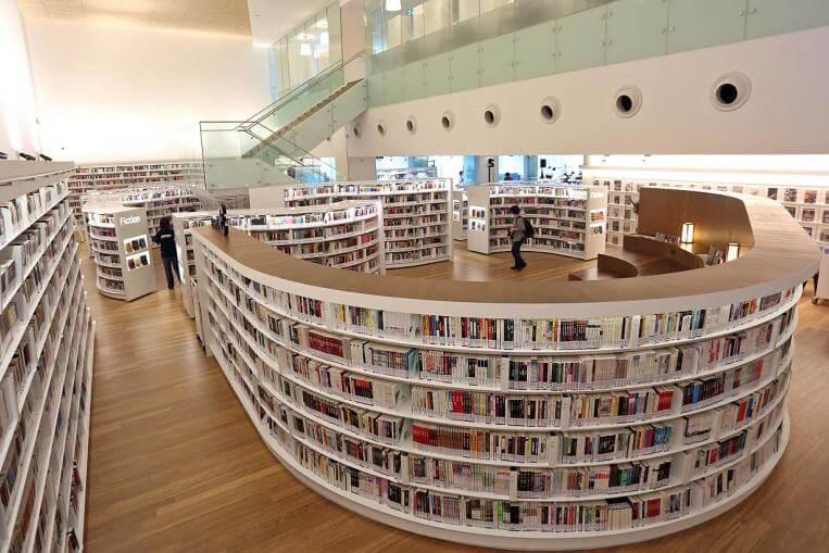 烏節公共圖書館 Orchard Library