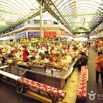 韓國傳統市場訪問月