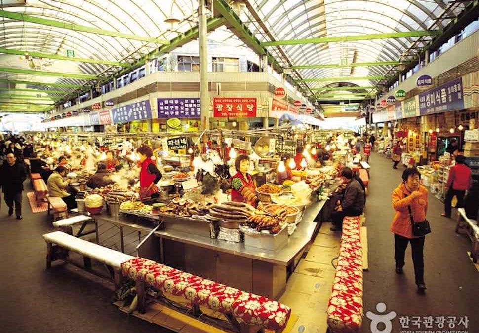體驗在地風味:韓國傳統市場訪問月開跑啦!