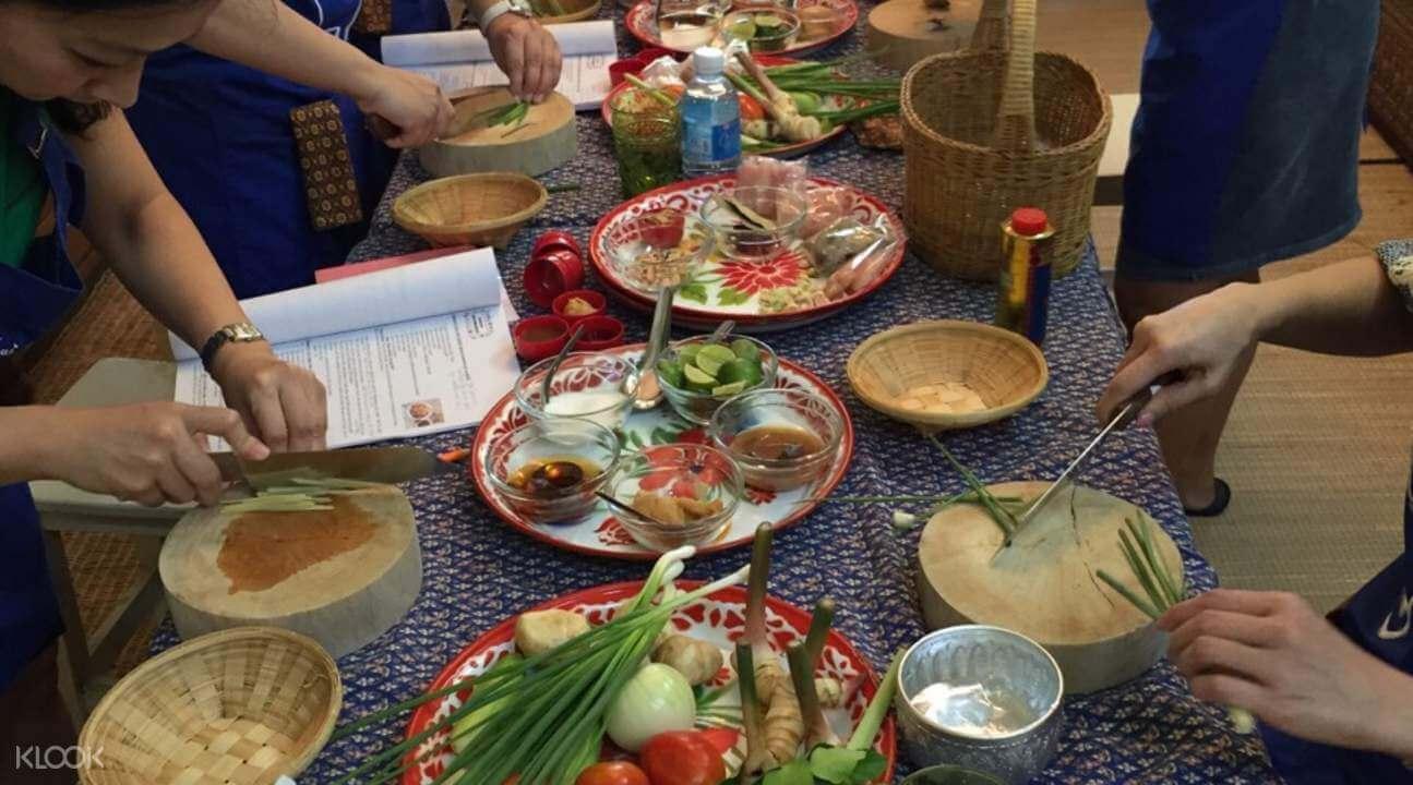Sompong 泰式料理烹飪課