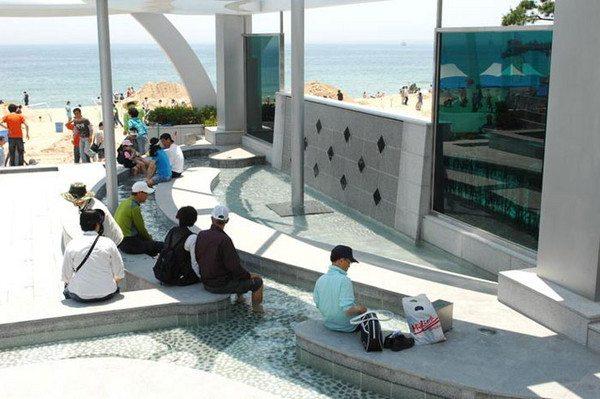 海雲台溫泉足浴場
