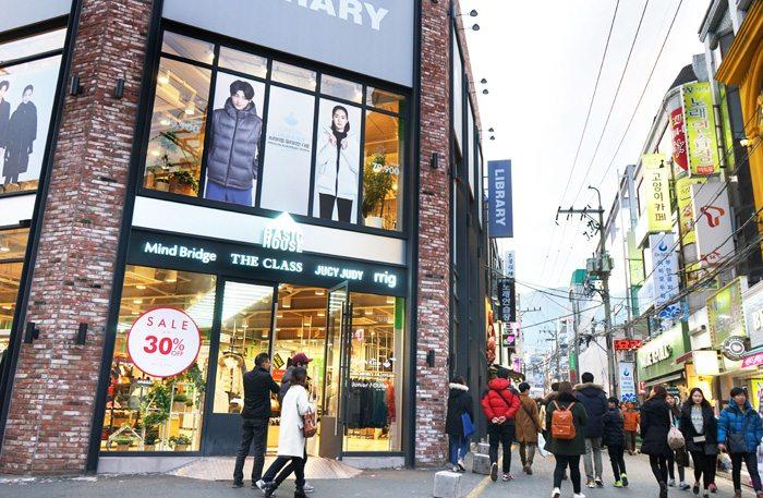 釜山大學商圈