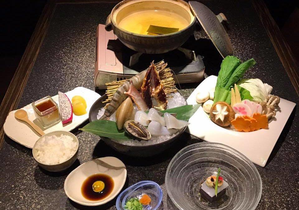 父親節餐廳還沒想好?台北高級日本料理推薦,享受正統和風不NG