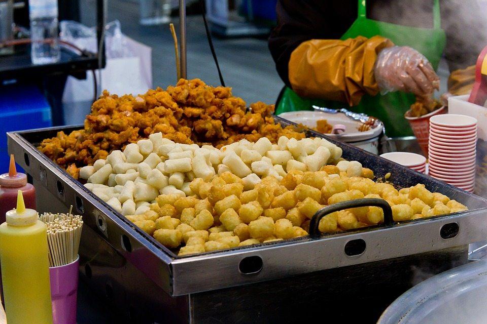 韓國街頭美食