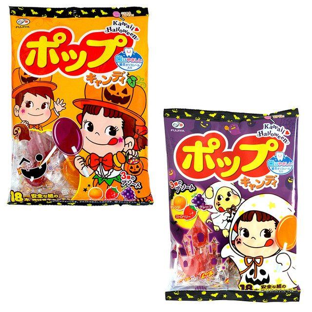 【不二家】POP棒棒糖