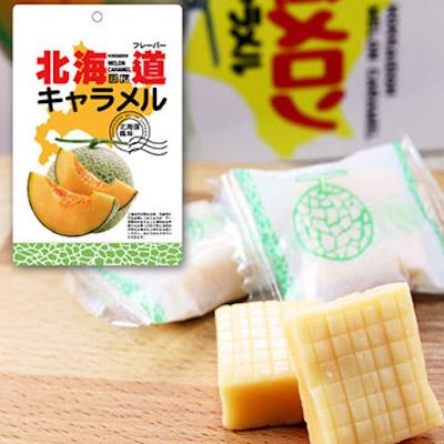 宮田哈密瓜風味牛奶糖90g