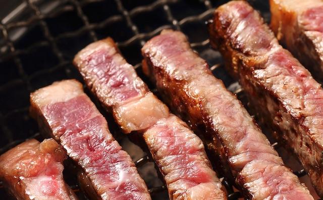 油花炭火燒肉專門店