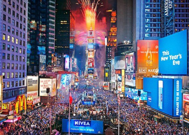紐約時代廣場