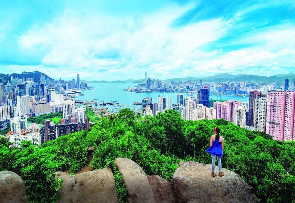 香港不只購物美食!攝影師帶你走訪自然美景