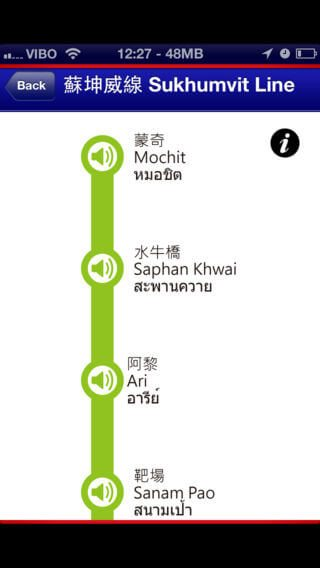 BKK曼谷捷運