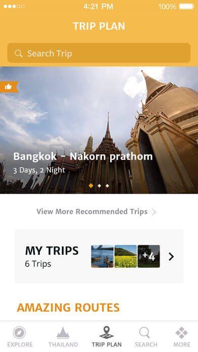 Amazing Thailand -旅程安排、景點介紹