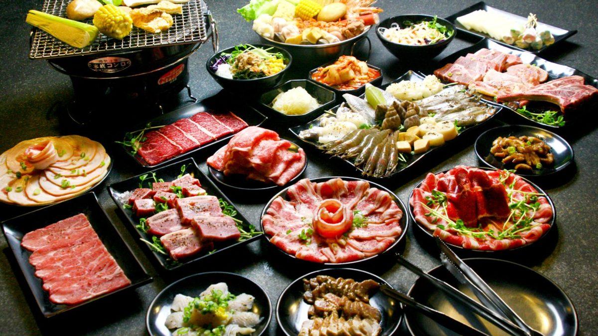 台北日式燒烤餐廳|燒肉最高,感恩節、聖誕節通通都是聚餐日!