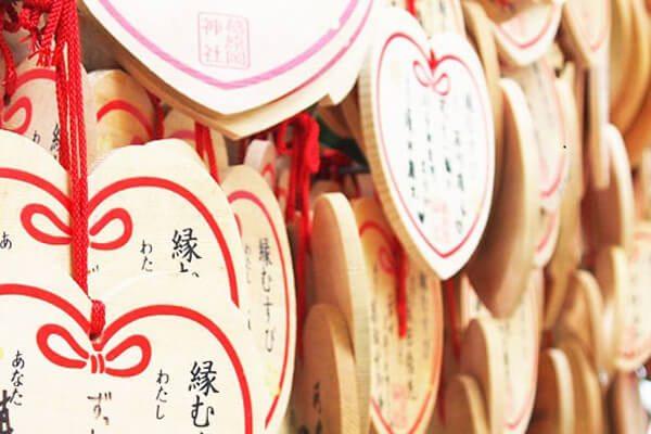 情人節求姻緣?!超靈驗的日本戀愛神社5選(神奈川篇)