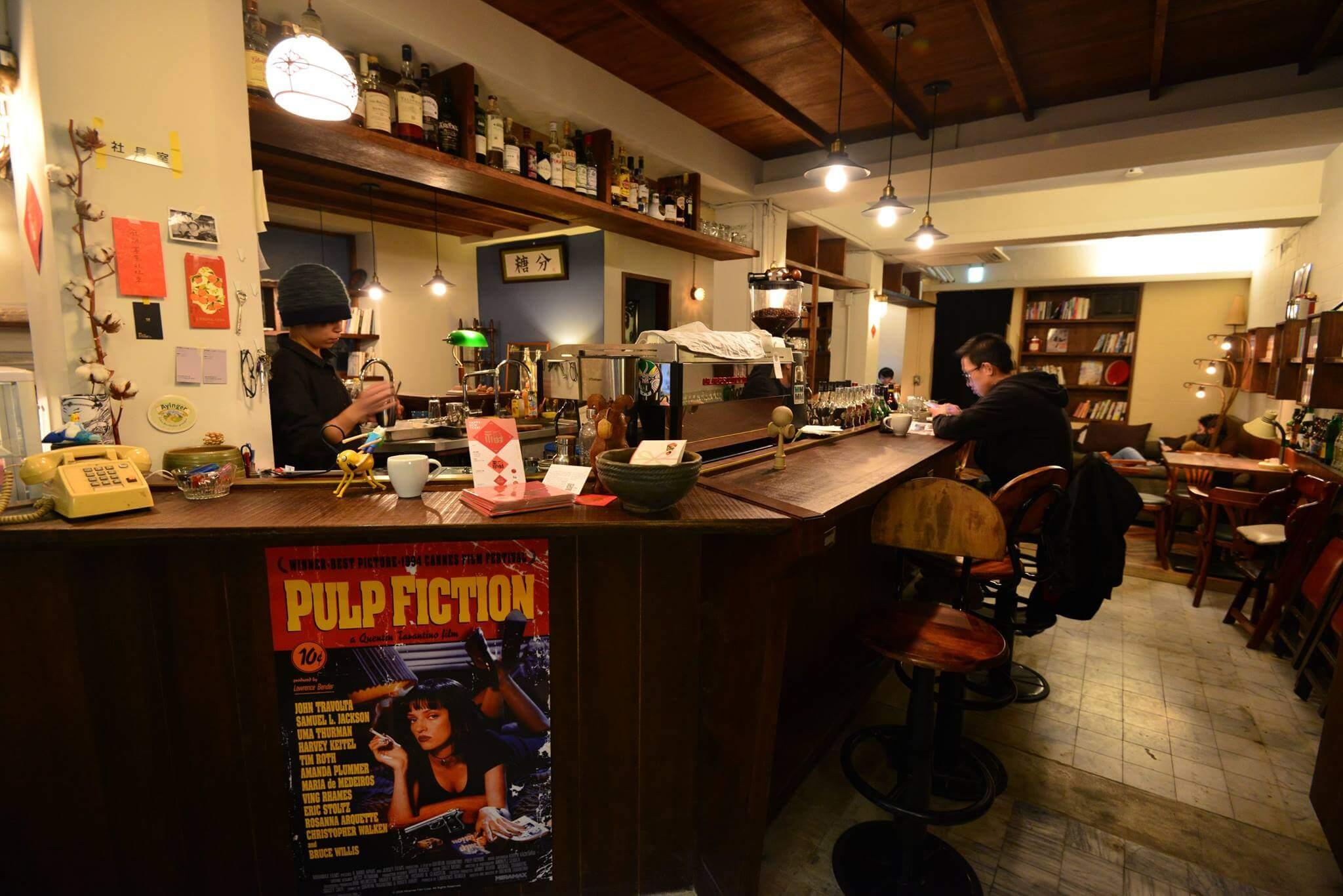 夜貓子&文青請進!台北深夜特色咖啡廳精選