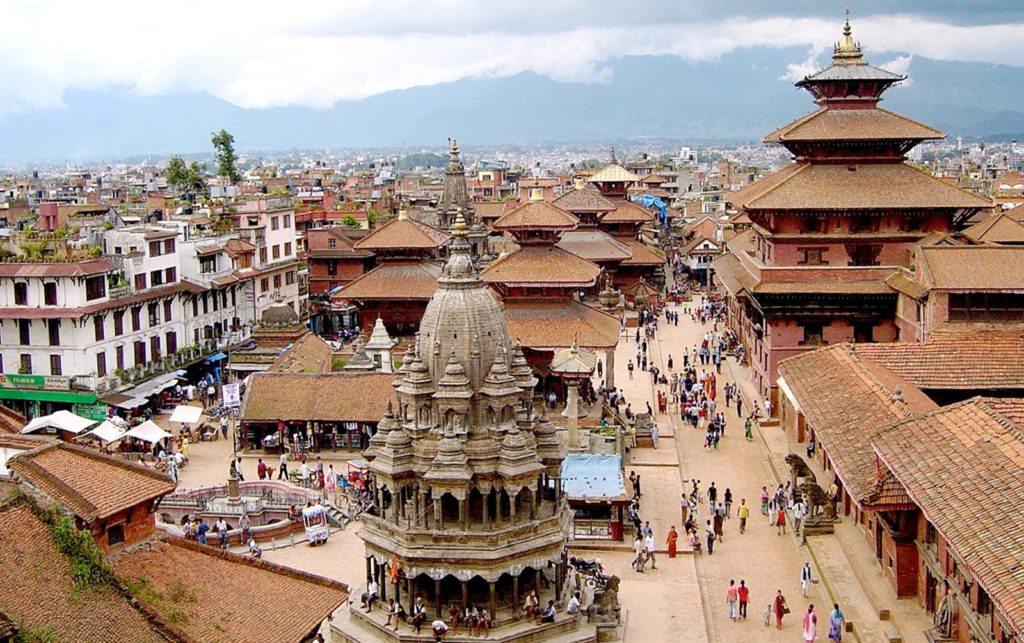 尼泊爾寺廟