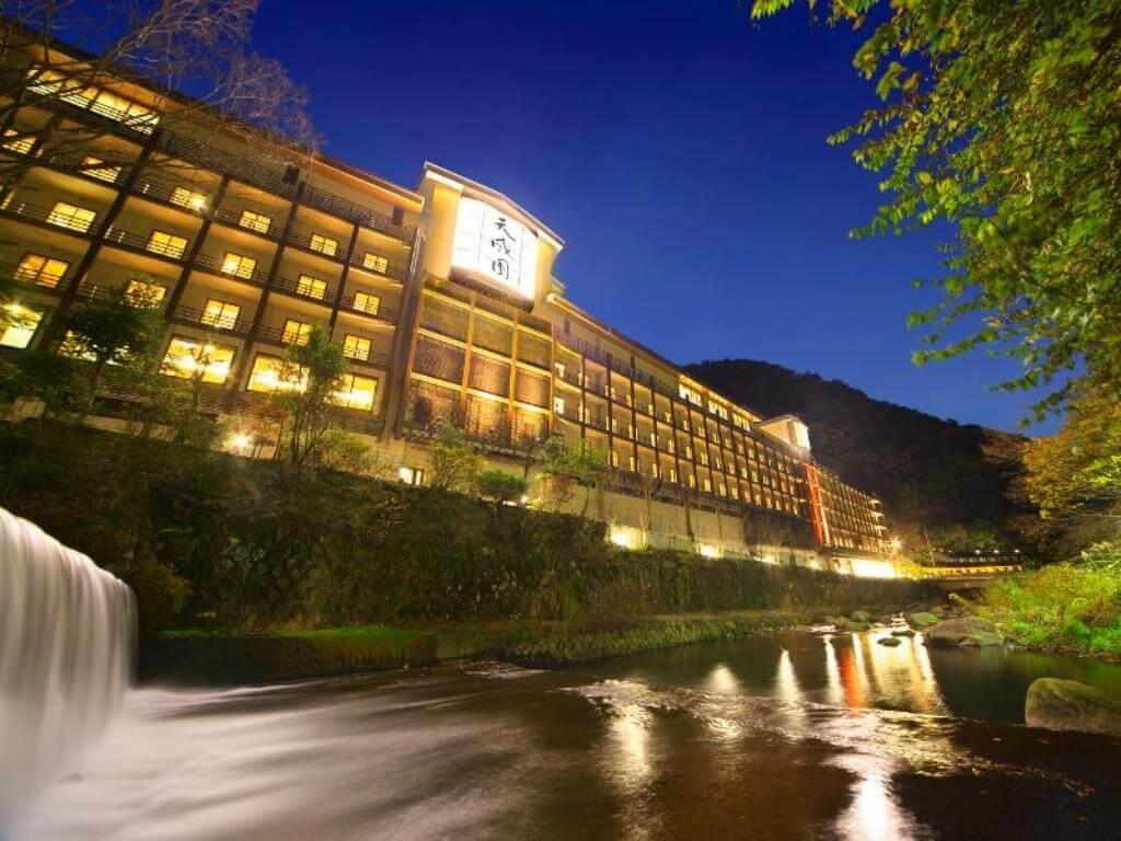 天成園溫泉酒店