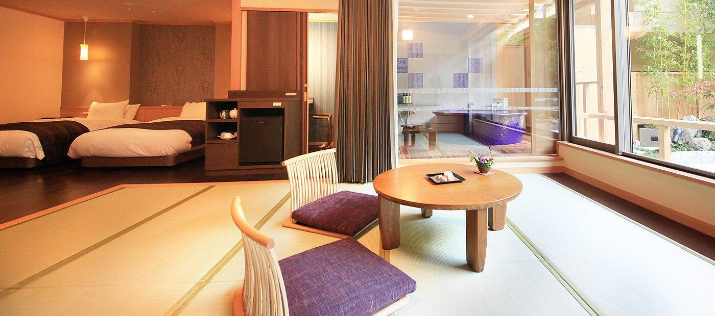 岡田溫泉旅館