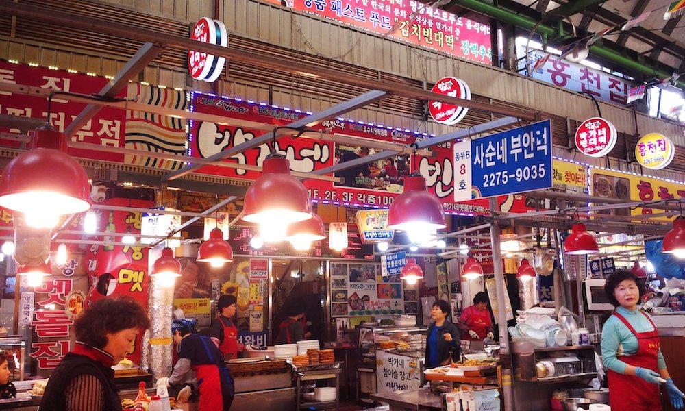 必吃綠豆煎餅、紫菜飯卷!首爾廣藏市場美食 & 交通攻略
