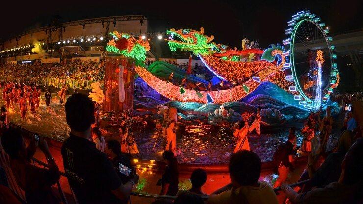 新加坡妝藝大遊行