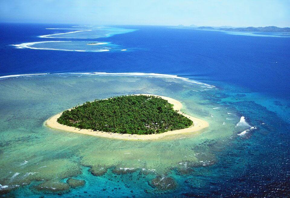 斐濟自由行,飛去7,719公里外的度假天堂