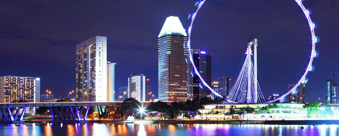 新加坡市區觀光